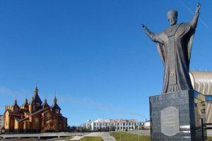 Памятник-Анадырь